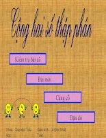 TOAN 5 PHEP CONG HAI SO THAP PHAN