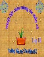 Học vần:o-c(Hương_Chu Điện)