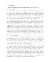 skkn Một số biện pháp rèn kĩ năng viết đúng chính tả cho học sinh lớp 5