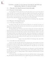 Thực trạng và giải pháp về quản trị tín dụng thương mại của Công ty TNHH VINA TAIYO SPRING