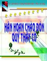 Bai 20 Chat dan nhiet va chat cach dien - Dong dien trong kim loai