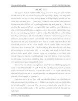 luận văn quản trị khách sạn du lịch HOÀN THIỆN QUY TRÌNH LÀM THỦ TỤC TRẢ BUỒNG CHO KHÁCH TẠI KHÁCH SẠN MIMOSA-ĐÀ NẴNG