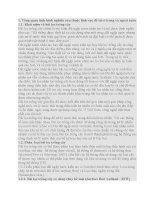NGHIÊN CỨU PHÁT TRIỂN CÔNG NGHỆ BÃI LỌC NGẦM TRỒNG CÂY ĐỂ XỬ LÝ NƯỚC THẢI CHĂN NUÔI TRONG ĐIỀU KIỆN TỈNH THÁI NGUYÊN