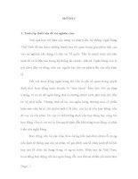 TÌM HIỂU HOẠT ĐỘNG VÀ ĐỀ XUẤT MỘT SỐ GIẢI PHÁP NÂNG CAO HIỆU QUẢ HUY ĐỘNG VỐN TẠI NGÂN HÀNG TMCP CÔNG THƯƠNG VIỆT NAM CHI NHÁNH PHÚ THỌ