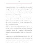 PHÂN TÍCH TÌM HIỂU NHỮNG ẢNH HƯỞNG ĐẾN MÔI TRƯỜNG CỦA CÔNG NGHỆ KHAI THÁC BAUXITE Ở ĐẮK NÔNG