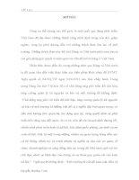 QUAN ĐIỂM, YÊU CẦU VÀ ĐỀ XUẤT MỘT SỐ GIẢI PHÁP NHẰM HOÀN THIỆN PHÁP LUẬT VỀ SỬ DỤNG CÁC CÔNG CỤ KINH TẾ TRONG BẢO VỆ MÔI TRƯỜNG Ở VIỆT NAM