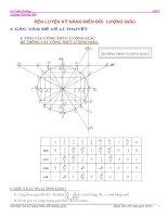 bài tập lượng giác từ cơ bản đến nâng cao