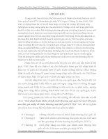 tóm tắt luận văn thạc sĩ  Giải pháp hoàn thiện chính sách thương mại quốc tế của Việt nam sau khi gia nhập tổ chức thương mại thế giới (WTO)