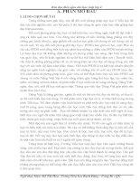 BÁO CÁO THỰC TẬP-SÁNG KIẾN KINH NGHIỆM CHO HỌC SINH LỚP 4