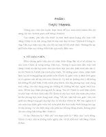 BÁO CÁO THỰC TẬP-MỘT SỐ KINH NGHIỆM DẠY TỐT MÔN CHÍNH TẢ LỚP 3