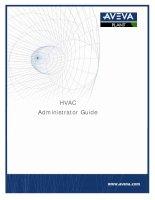 BÁO CÁO THỰC TẬP-HVAC Administrator Guide