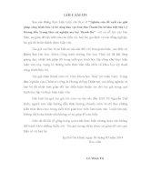 """""""Nghiên cứu đề xuất các giải pháp công trình bảo vệ bờ sông khu vực bán đảo Thanh Đa từ khu biệt thự Lý Hoàng đến Trung tâm cai nghiện ma tuý Thanh Đa"""""""