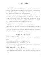 skkn -KINH NGHIỆM HƯỚNG DẪN HỌC SINH THỰC HÀNH VỀ TỪ LOẠI tiếng việt lớp 5