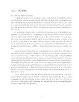 BÁO CÁO THỰC TẬP-Thực trạng và một số giải pháp chủ yếu phát triển cây ớt vụ đông tại xã Quỳnh Hải, huyện Quỳnh Phụ, tỉnh Thái Bình