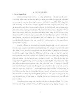 NHU CẦU THAM VẤN TÂM LÝ CỦA HỌC SINH TRƯỜNG THPT HOÀNG HOA THÁM – THÀNH PHỐ ĐÀ NẴNG