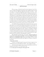 BÁO CÁO THỰC TẬP-ĐÁNH GIÁ TÁC ĐỘNG MÔI TRƯỜNG DỰ ÁN XÂY DỰNG KHÁCH SẠN MỸ KHÊ-ĐỨC LONG TẠI PHƯỜNG PHƯỚC MỸ-ĐÀ NẴNG