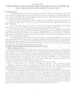 BÁO CÁO THỰC TẬP-MỘT SỐ BIỆN PHÁP GIÚP HỌC SINH LỚP 2 KHẮC PHỤC LỖI PHỤ ÂM ĐẦU TRONG PHÂN MÔN CHÍNH TẢ NGHE VIẾT