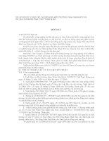 BÁO CÁO THỰC TẬP-ĐÁNH GIÁ TÁC ĐỘNG MÔI TRƯỜNG DỰ ÁN XÂY DỰNG NHÀ MÁY NHIỆT ĐIỆN LỤC NAM 50MW-BẮC GIANG