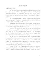 MỘT SỐ KINH NGHIỆM BAN ĐẦU KHI SỬ DỤNG SƠ ĐỒ TƯ DUY TRONG DẠY HỌC LỊCH SỬ Ở TRƯỜNG THPT