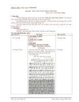 Giáo án Âm nhạc lớp 8 cả năm_CKTKN_Bộ 8