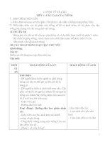 Giáo án Luyện từ và câu lớp 4 trọn bộ_CKTKN