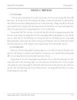 BÁO CÁO THỰC TẬP-SÁNG KIẾN KINH NGHIỆM CÔNG NGHỆ 8 DỤNG CỤ CƠ KHÍ