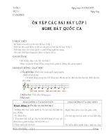 Giáo án Âm nhạc lớp 2 cả năm_CKTKN_Bộ 8