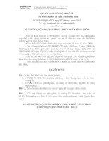 TC Thanh phan noi dung lap du an-thiet ke cong trình thuỷ lợi-14TCN118-119