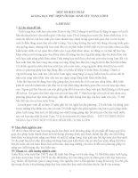 MỘT SỐ BIỆN PHÁP GIẢNG DẠY PHÙ HỢP VỚI HỌC SINH YẾU TOÁN LỚP 8