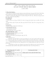 Giáo án Mĩ thuật 7 chuẩn KTKN_Bộ 1