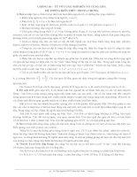 ÔN TẬP CHƯONG1-VI MÔ-VĨ MÔ (CÓ HD GIẢI BT)