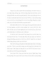 ĐÁNH GIÁ THỰC TRẠNG VÀ ĐỀ XUẤT MỘT SỐ GIẢI PHÁP NÂNG CAO CHẤT LƯỢNG TÍN DỤNG ĐỐI VỚI DOANH NGHIỆP NGOÀI QUỐC DOANH TẠI NGÂN HÀNG CÔNG THƯƠNG HƯNG YÊN
