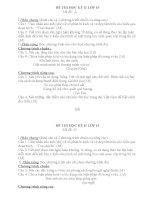 Đề thi HK II và đáp án môn Văn 10 - Đề số 1