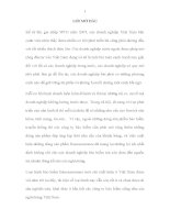 ĐÁNH GIÁ TÌNH HÌNH TRIỂN KHAI VÀ GIẢI PHÁP THÚC ĐẨY PHÁT TRIỂN KÊNH BANCASSURANCE TẠI TỔNG CÔNG TY BẢO HIỂM BIDV CỦA BIC