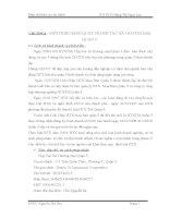luận văn quản trị tài chính  PHÂN TÍCH BÁO CÁO TÀI CHÍNH TẠI HỢP TÁC XÃ THƯƠNG MẠI QUẬN 3