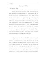 PHÂN TÍCH TÌNH HÌNH KINH DOANH VÀ ĐỀ XUẤT MỘT SỐ GIẢI PHÁP CẢI THIỆN TÌNH HÌNH KINH DOANH NGOẠI HỐI CỦA NGÂN HÀNG VIỆT NAM EXIMBANK