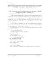 luận văn kế toán TỔ CHỨC BỘ MÁY KẾ TOÀN VÀ HỆ THỐNG KẾ TOÁN TẠI TÔNG TY CỔ PHẦN TẬP ĐOÀN ĐẦU TƯ XÂY DỰNG VÀ DU LỊCH BẢO SƠN