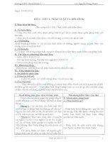 Giáo án GDCD lớp 12 cả năm chuẩn KTKN_Bộ 8