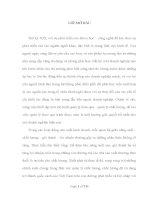NGHIÊN CỨU TÌM HIỀU GIẢI PHÁP ÁP DỤNG QUẢN LÝ QUÁ TRÌNH BẰNG PHƯƠNG PHÁP THỐNG KÊ CHO SẢN PHẨM NƯỚC TĂNG LỰC NUMBER ONE CỦA TẬP ĐOÀN TÂN HIỆP PHÁT