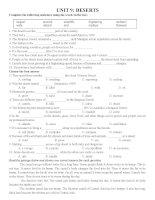 ôn tập HKII, tiếng Anh lớp 12