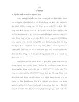 PHÂN TÍCH ĐÁNH GIÁ THỰC TRẠNG VÀ ĐỀ XUẤT MỘT SỐ GIẢI PHÁP PHÁT TRIỂN DOANH NGHIỆP CÔNG NGHIỆP NHỎ VÀ VỪATRONG NHỮNG NĂM TIẾP THEO