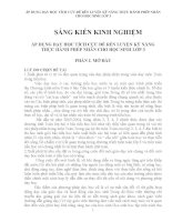 skkn L3 ap dung dh tich cuc de ren luyen kó nang thuc hanh phep nhan o l3