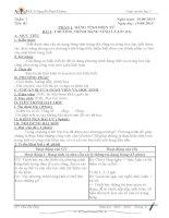 Giáo án Tin học lớp 7 trọn bộ_CKTKN_Bộ 14