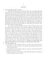 NGHIÊN CỨU HUYẾT KHỐI TĨNH MẠCH SÂU CHI DƯỚI VÀ CÁC YẾU TỐ NGUY CƠ TRÊN SẢN PHỤ MỔ LẤY THAI