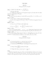 48 Bộ đề thi HSG Toán 6(Có đáp án)