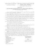 TT12/2011/TT-BGDĐT ngày 28/3/2011 của BGD&ĐT Ban hành Điều lệ trường THCS, trường THPT và trường phổ thông có nhiều cấp học