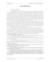 tiểu luận  Thực trạng về gian lận và sai sót trên Báo cáo tài chính và trách nhiệm của kiểm toán viên đối với gian lận và sai sót tại Việt Nam giai đoạn 2011 -2014