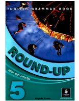 Tài liệu round-up new and updated 5