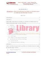 Công tác kế toán tại công ty cổ phần sách và thiết bị trường học TP.HCM