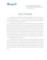 bài dịch tiếng anh lớp 11- bài 12